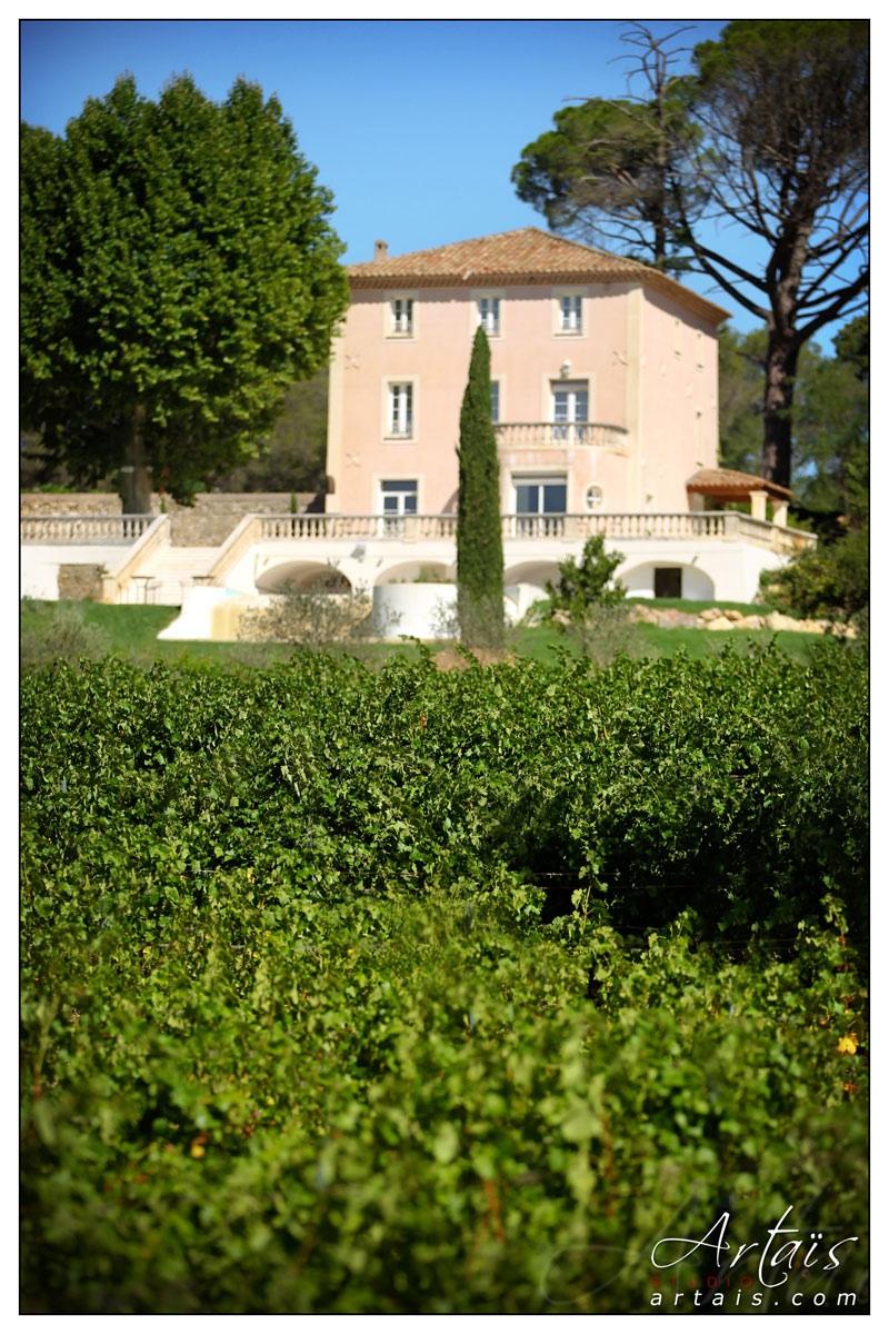 Ch teau la roque forcade lieu organisation d 39 v nements for Chateau la roque